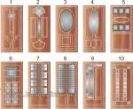 Daun Pintu Desain Terbaru kode ( KPK 051 )