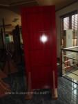 Daun Pintu Rumah Finishing Maroon Kode ( KPK 059 )