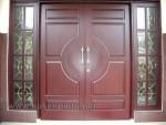 Daun Pintu Rumah Kayu dan Jendela Kode ( KPK 060 )