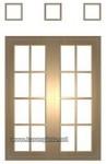 Desain Kusen Jendela Minimalis Kode (KPK 072 )