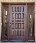 Desain Kusen Pintu  Minimalis Dengan Gaya Modern Kode ( KPK 075 )
