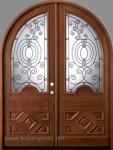 Interior Klasik Pintu Rumah Kayu Jati Kode ( KPK 115 )