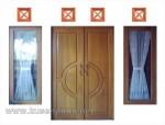 Kusen Pintu Jati Solid Kode ( KPK 150 )