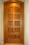 Kusen Pintu Samping Kayu Jati Solid Kode ( KPK 177 )