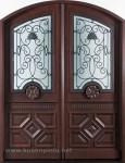 Kusen Pintu Ukiran Solid Kayu Jati Kode ( KPK 178 )