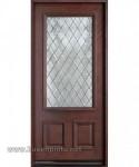 Minimalis Klasik Pintu Rumah Singgle Kode ( KPK 190 )