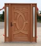 Pengerjaan Pintu Rumah Minimalis Terbaru Kode ( KPK 225 )