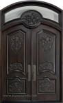 Pintu Rumah Ukir Jati Jepara Kode ( KPK 237 )