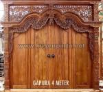 Kusen Pintu Gebyok Gapura 4 Meter KPG 181