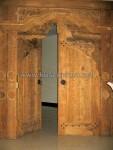 Pintu Gebyok Jawa Jepara Model Kuno KPG 327