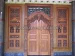 Pintu Gebyok Kudusan Model Mewah dan Terbaru KPG 349