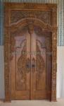 Pintu Ukir Gebyok Jati Jepara KPG 357