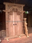 Ready Stock Kusen Pintu Gebyok Jati Jepara KPG 35