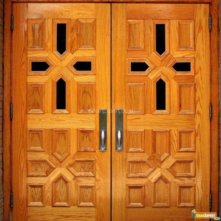 Kusen Pintu Kupu Tarung Jepara Natural Furnishing KPK 390
